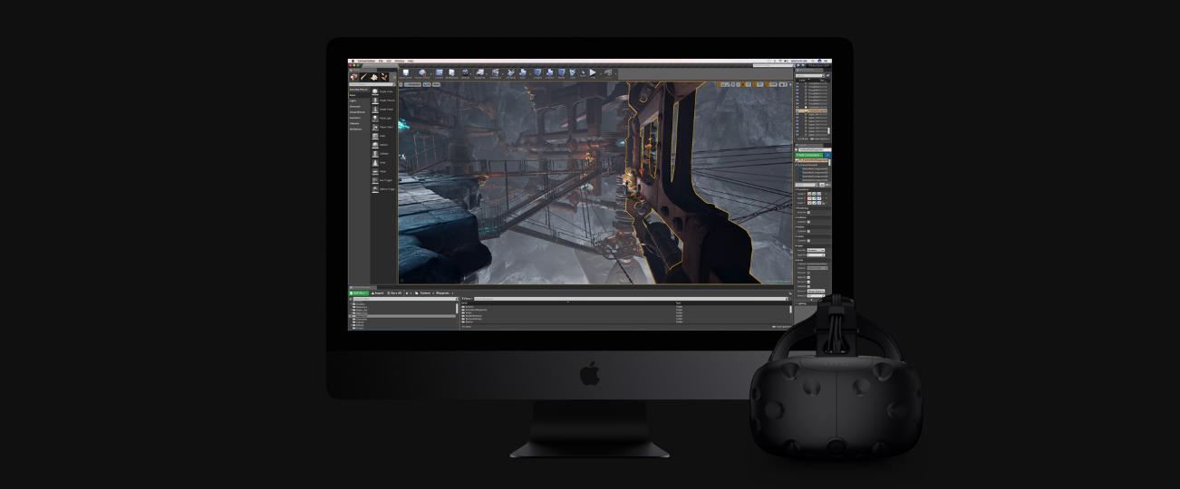 iMac Pro 2017 VR