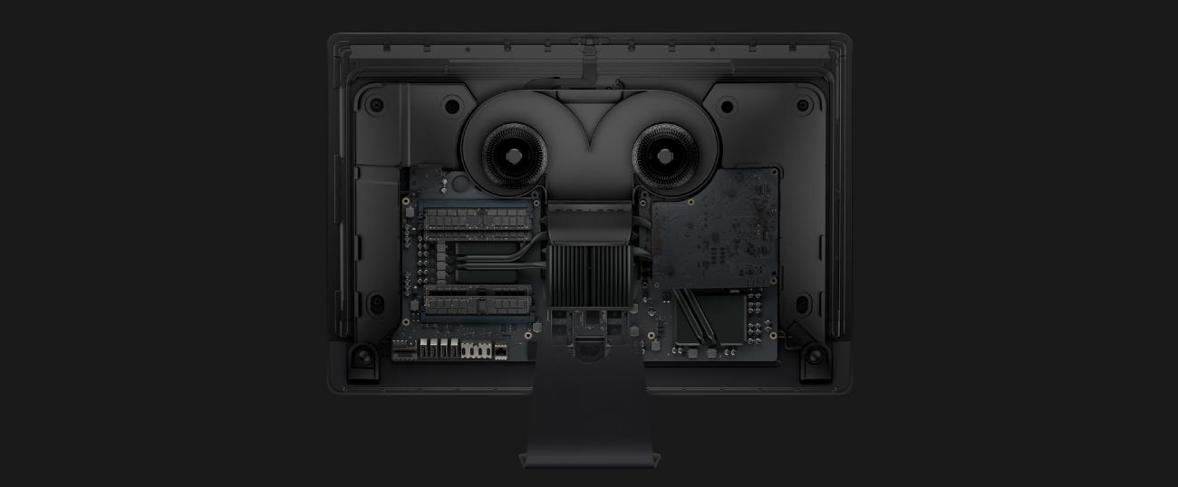 iMac Pro Back