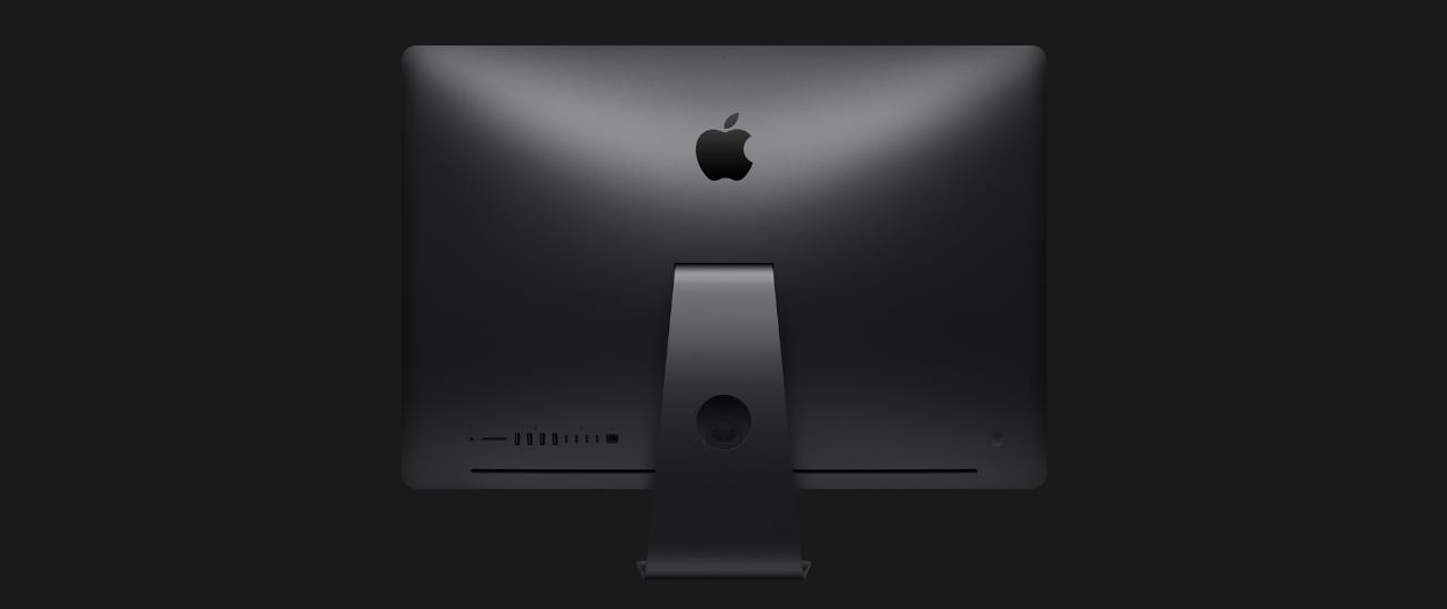 iMac Pro 2017 Back cover