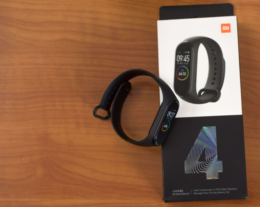 Xiaomi Mi Band 4 Package