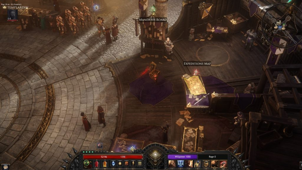 Wolcen Mandates and Expeditions
