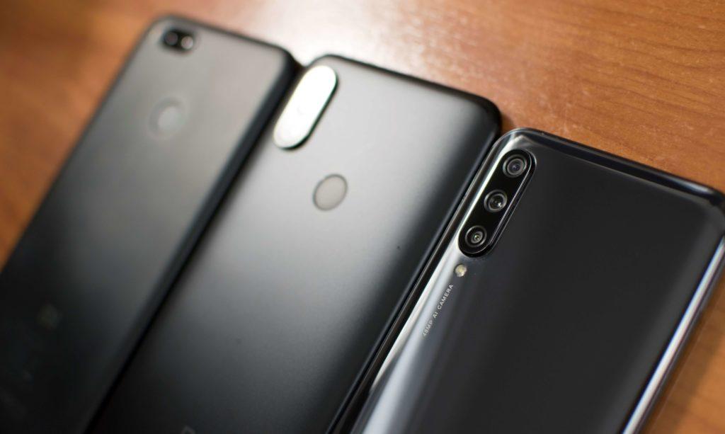 Xiaomi Mi A1 A2 A3 Camera