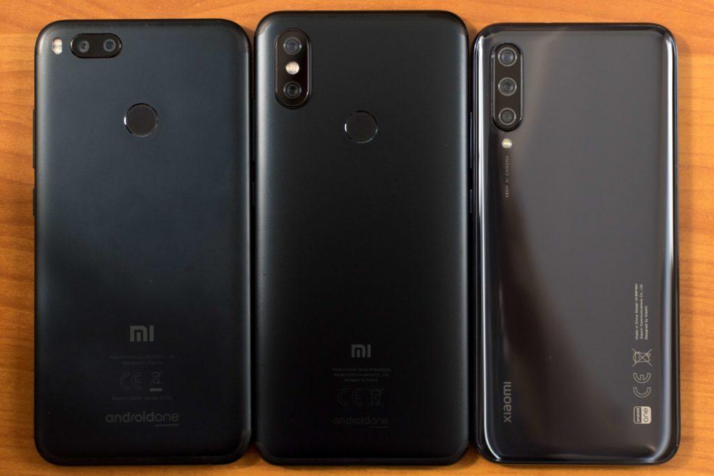 Xiaomi Mi A1 A2 A3